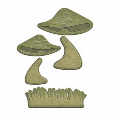 Die D-Lites S2-194 Mushrooms