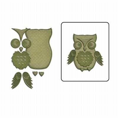 Die D-Lites S2-195 Woodland Owl