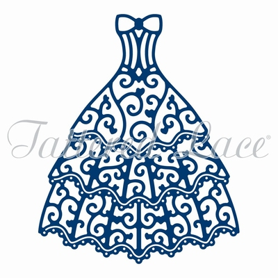 Tattered Lace Oscar Grown (ACD1016)
