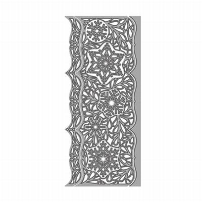 Christmas Strips - Festive Flurry Snowflake