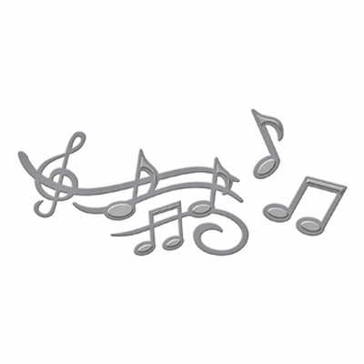 Shapeabilities Die D-lites S2-208 Sing it Loud 1