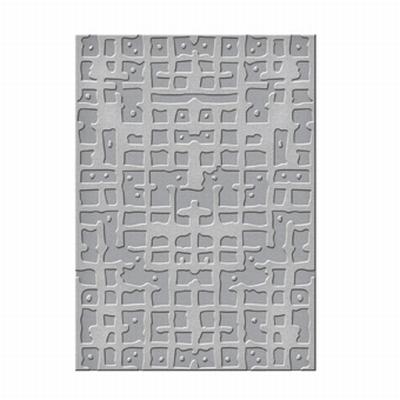 Emb. Folder Seth Apter SEL-002 Gridiron