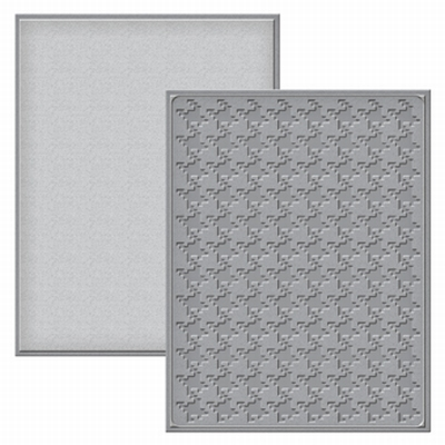 Card Creator Card Front S4-581 Houndstooth