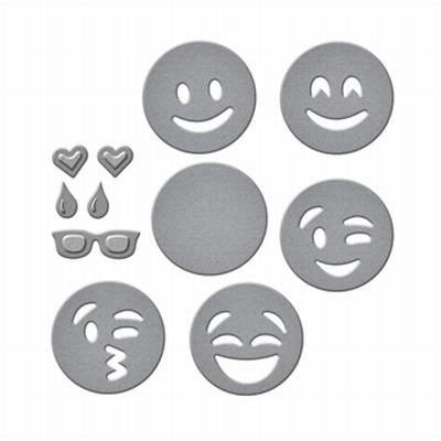 Shapeabilities Die D-lites S1-007 Emojis