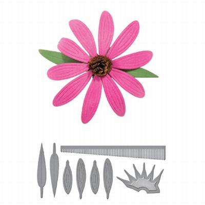 Shapeabilities Die D-lites S2-198 Echinacea