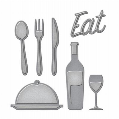 Shapeabilities Die D-lites S2-211 Foodie
