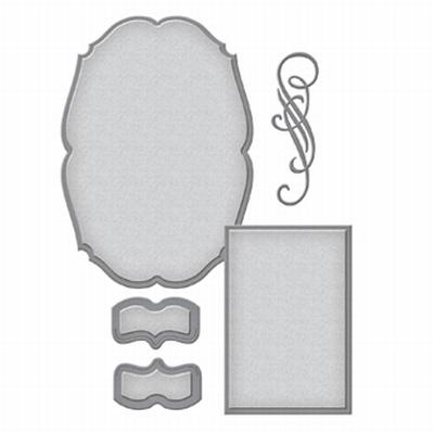 Shapeabilities S6-082 Classic Elegance label