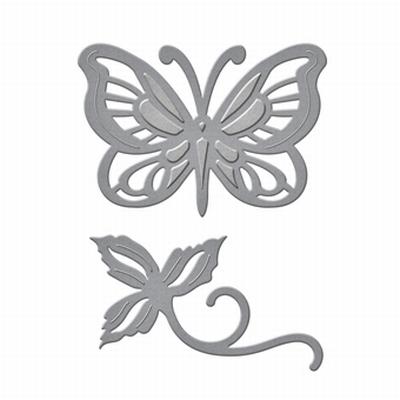 Shapeabilities Die D-lites S1-012 Brilliant Butterfly