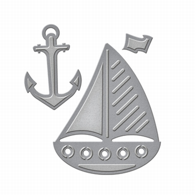 Shapeabilities Die D-lites S2-226 Nautical