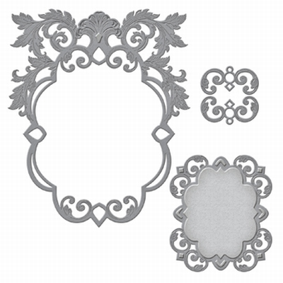 Nestabilities Decorative Accents S6-053 Labels 51