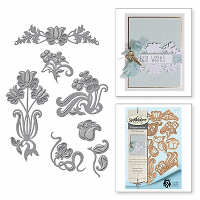 Shapeabilities S5-272 Nouveau Florals