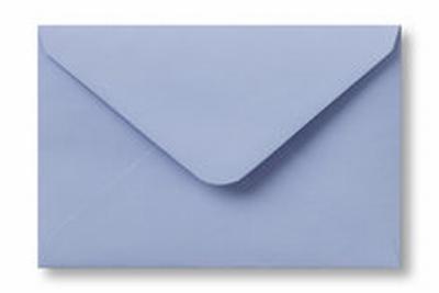 34 Envelop 11,0x15,6 CM Roma Babyblauw