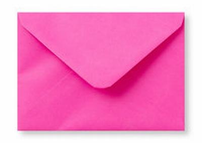 35 Envelop 11,0x15,6 CM Roma Knalroze