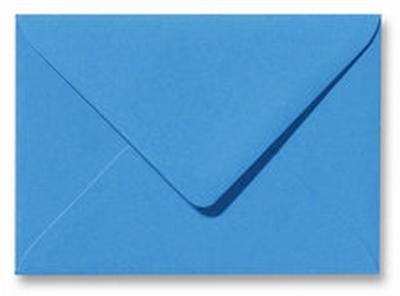 08 Envelop 11,0x15,6 CM Fiore Blauw