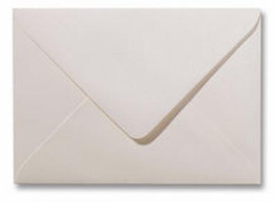 16 Envelop 11,0x15,6 CM Metallic Ivory