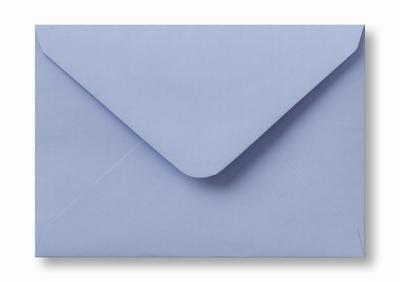 35 Envelop 12x18 CM Roma Babyblauw