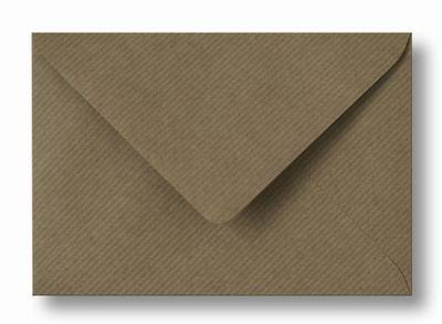 09 Envelop Kraft 9x14CM Bruin