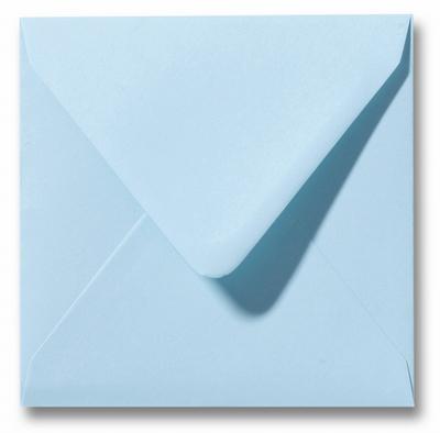 26 Envelop 12x12 cm Roma Laguneblauw