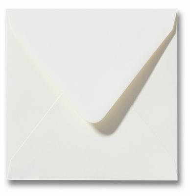 03 Envelop 14x14 cm Roma Ivoor