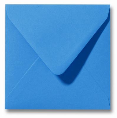 06 Envelop 14x14 cm Roma Koningsblauw