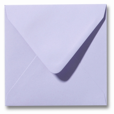 19 Envelop 14x14 cm Roma Lavendel