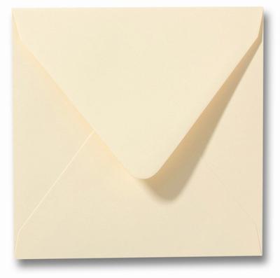 21 Envelop 14x14 cm Roma Chamois
