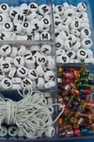 alpha beads 500 pcs