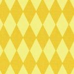 702 Fantasia, papier A4 210x297mm, 5 vel, Ruit Geel