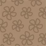 782 Fantasia, papier A4 210x297mm, 5 vel, Bloem Bruin