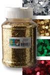 Glitter 1mm pot 400g