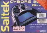 Saitek Cyborg 3D pad (Gamepoort aansluiting)