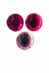 Rhinestones rond 2mm 125x roze assortiment