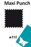 Picture Punch Maxi 3,75 cm Postzegel
