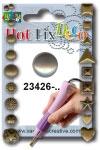 Metal Studs Mat Zilver 7mm x20