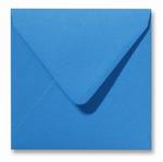 08 Envelop 14x14 cm Fiore Blauw