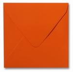 02 Envelop 14x14 cm Skin Oranje
