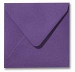 03 Envelop 14x14 cm Metallic Purple