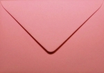 16 Envelop 11,0x15,6 CM Roma Donkerroze