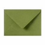 12 Envelop 11,0x15,6 CM Metallic Olive