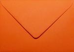 12 Envelop 15,6x22,0 CM Roma Donkeroranje