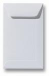 14 Envelop 6,5x10,5 cm (loonzakje) Roma Zilvergrijs