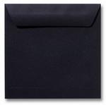 34 Envelop 17x17 cm Roma Zwart