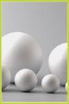 Styropor ballen doorsnede 70 mm
