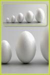 Styropor eieren doorsnede 70 mm