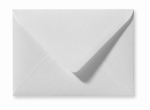 Wit linnenpersing / 11 x 15,6 cm