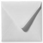 Wit linnenpersing / 12 x 12 cm