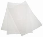 Transparant wit 21x29,7cm