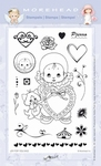 Clearstamp Morehead,  Joy for You Pjerro, 10x15 cm