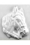 Gipsvorm paardenhoofd