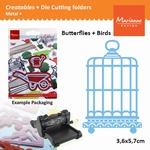 Marianne Design Creatables bird cage tunis
